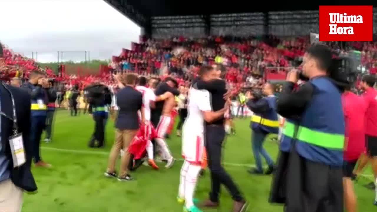 El Mallorca vuelve a Segunda División un año después