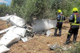 El piloto que falleció en un accidente de avioneta en Loja era mallorquín
