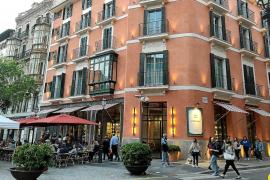 Hoteles de Palma registran en mayo récord de actividad por la avalancha de congresos