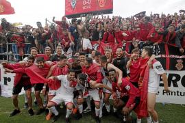 Misión cumplida: el Mallorca se gana la plata