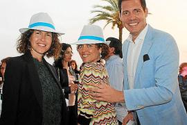 Alejandra Marqués, Begoña Campos y Carles Verde.