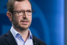 Maroto: «Se estarán frotando las manos Puigdemont, Torra, Rufián o Bildu»
