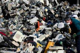 El mundo generará 54 millones de toneladas de chatarra electrónica en 2025