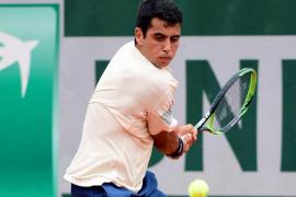 Jaume Munar supera la primera ronda de Roland Garros y se cita con Djokovic