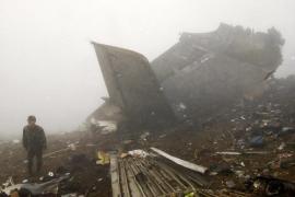 Una pierna de una víctima del Yak-42 está enterrada en Turquía