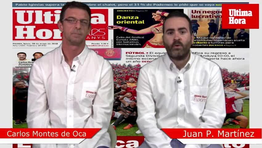 Analizamos el ascenso del Real Mallorca