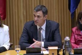 Pedro Sánchez consensuaría la fecha de las elecciones si prospera su moción de censura