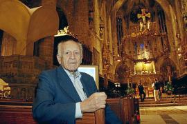 «Las columnas y las bóvedas de sa Llonja, de Sagrera, inspiraron a Gaudí»