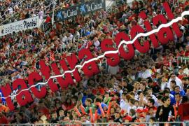 La Federació de Penyes confirma su ruptura con el Mallorca