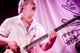 Joe Almirón dirige una jam session en Shamrock