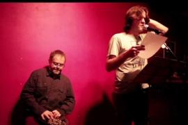 Marçal Font y Ferran Besalduch llevan 'Udol i altres poemes d'Allen Ginsberg' al Solleric