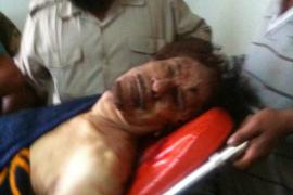 LA MUERTE DE MUAMAR EL GADAFI DEJA PASO A UNA NUEVA LIBIA