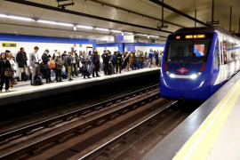La divertida historia de una madre de Cádiz que se perdió en el metro de Madrid