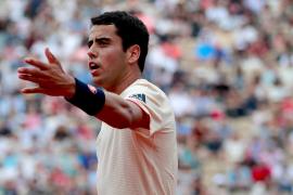 Jaume Munar dice adiós a Roland Garros plantando cara a Djokovic