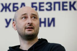 Ucrania anuncia que el periodista ruso Babchenko está vivo