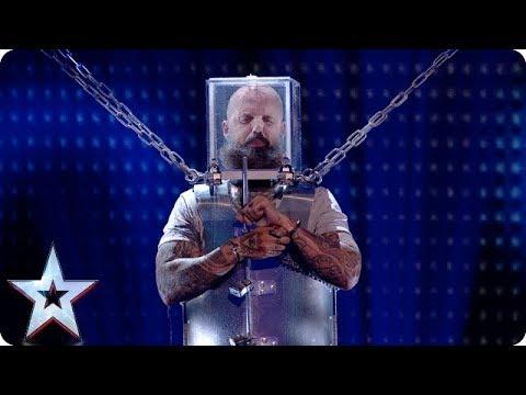 Un error casi mata a un concursante del «Got Talent» británico