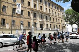 El colegio aparta al monitor detenido por abusos a un niño de 11 años en Palma