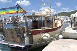 Hallan muerto en aguas de Ibiza al marinero que hace una semana apareció en Argelia