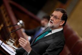 Rajoy critica al PSOE por tener un visión manipulada de la Gürtel