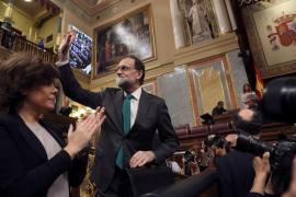¿Por qué Rajoy apuesta por el verde para el debate de la moción de censura?