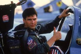 Tom Cruise anuncia el comienzo del rodaje de 'Top Gun 2'