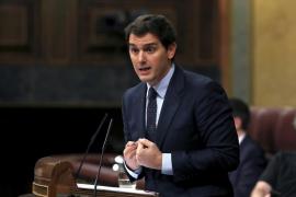 Rivera no quiere que los nacionalistas tengan voz en el Gobierno de Sánchez