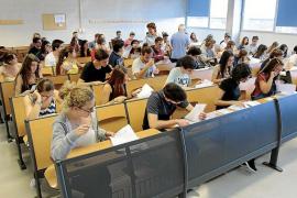 Unos 3.800 alumnos de Baleares se presentan a la selectividad