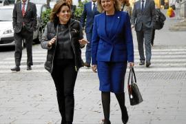 La caída de Rajoy arrastrará a Salom como delegada del Gobierno y deja en el aire el REB