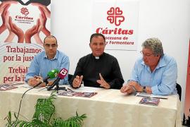 Cáritas alerta de que la desigualdad está «enquistada» en la sociedad de Ibiza