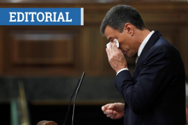 La inestabilidad y el futuro Gobierno de Sánchez