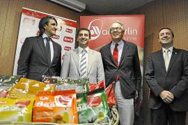 Air Berlin ofrecerá los 'snacks' de Quely en todos los vuelos nacionales