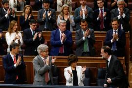 La despedida de Rajoy: «Ha sido un honor dejar una España mejor de la que encontré»