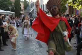 El rector de Pollença acata las ordenes de Agricultura y suprime el cordero de las Àguiles