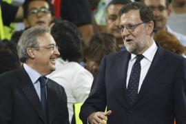 Permiten apostar por Rajoy como próximo entrenador del Real Madrid