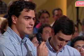 Los comienzos del presidente Sánchez en televisión