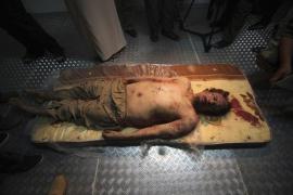 La ONU abrirá una investigación sobre la ejecución sumaria del Muamar el Gadafi