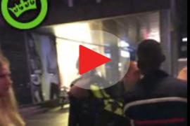 Denuncian el ataque de un policía a una joven borracha en Rotterdam