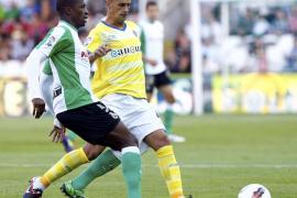 Sergio García desniveló un partido igualado cuando más atacaba el Racing