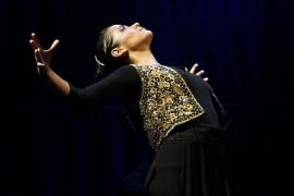Noche de flamenco en Can Monroig con Karen Lugo