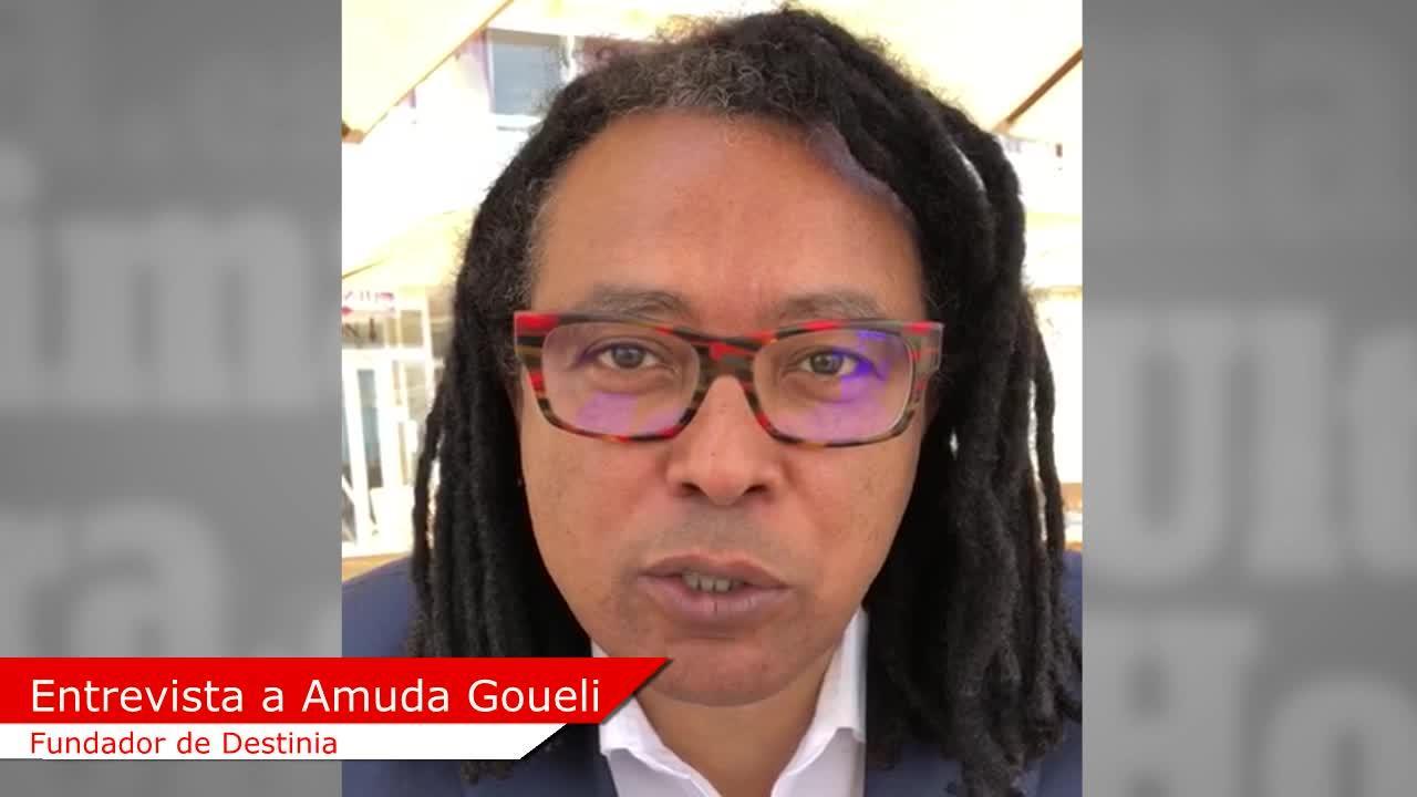 Goueli: «La innovación y la tecnología son la varita mágica para poder triunfar»