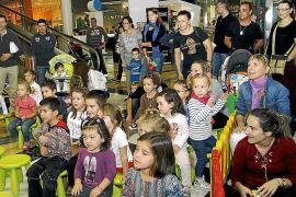 La Sonrisa Médica recibe 4.000 euros de la campaña solidaria de Porto Pi Centro