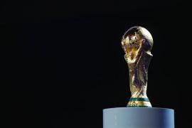 La copa del mundo ya está en Moscú