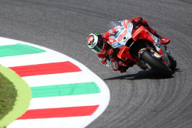 Jorge Lorenzo logra en Mugello su primera victoria con Ducati