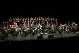 'Banda Sonora Original', un concierto de la Banda de Música de Manacor y Lirios Botella