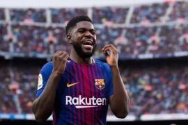 Umtiti renueva con el Barcelona hasta 2023