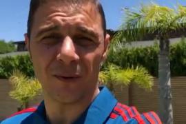 Joaquín se convierte en el Pulpo Paul para el Mundial de Rusia