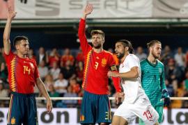 España no pasa del empate ante Suiza