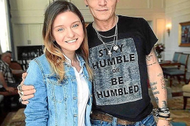 Preocupa el desmejorado aspecto de Johnny Depp