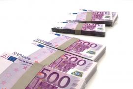 Detenido con 700.000 euros a punto de tomar un vuelo