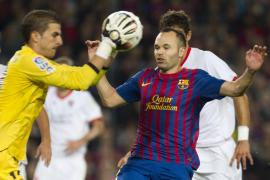 Un Barça sin chispa se estrella contra Javi Varas